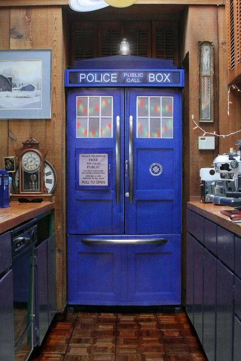 Tardis Door The Mary Sue