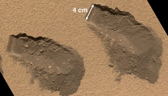 surface of mars today - photo #3