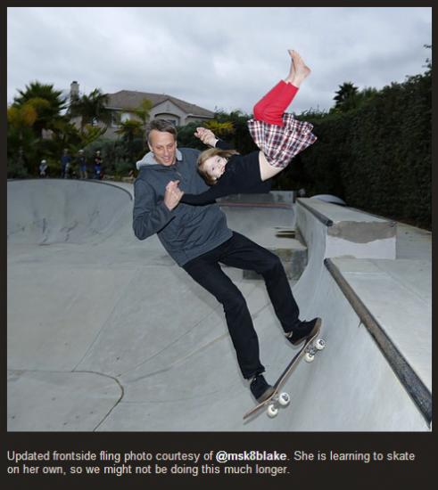 Gopro Skateboarding Kid