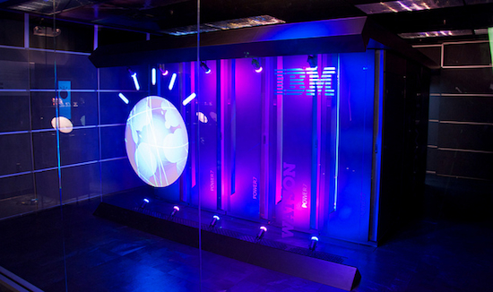 ibm supercomputer watson Ibm's lauded supercomputer, watson, was supposed to revolutionize cancer care by providing treatment and diagnostic advice however, stat recently reported ibm internal documents reveal watson.