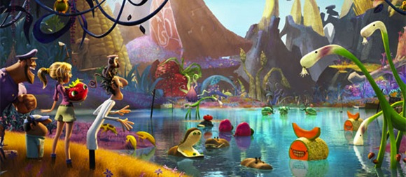 Cloudy With a Chance of Meatballs 2 | The Mary Sue