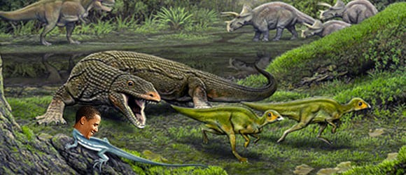 Prehistoric Lizard Named After President Obama | The Mary Sue