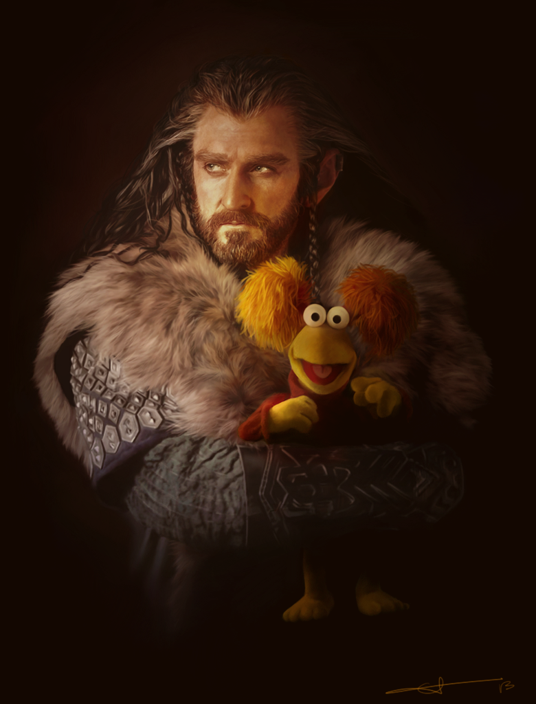 hobbit dwarves and fraggle rock characters the mary sue