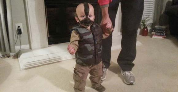 Geek Parents Name Child After Dark Knight Rises Bane The
