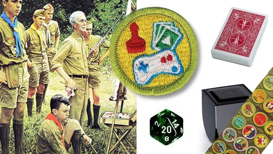 Game Design Merit Badge Helps and Documents – Scouter Mom