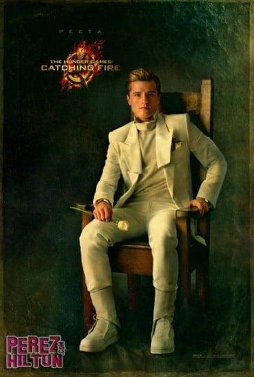 Catching Fire Portraits Johanna Mason Peeta Mellark | The ...