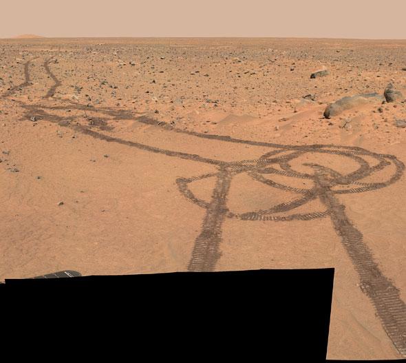 Mars Penis