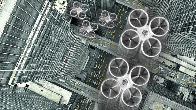Matternet Drones