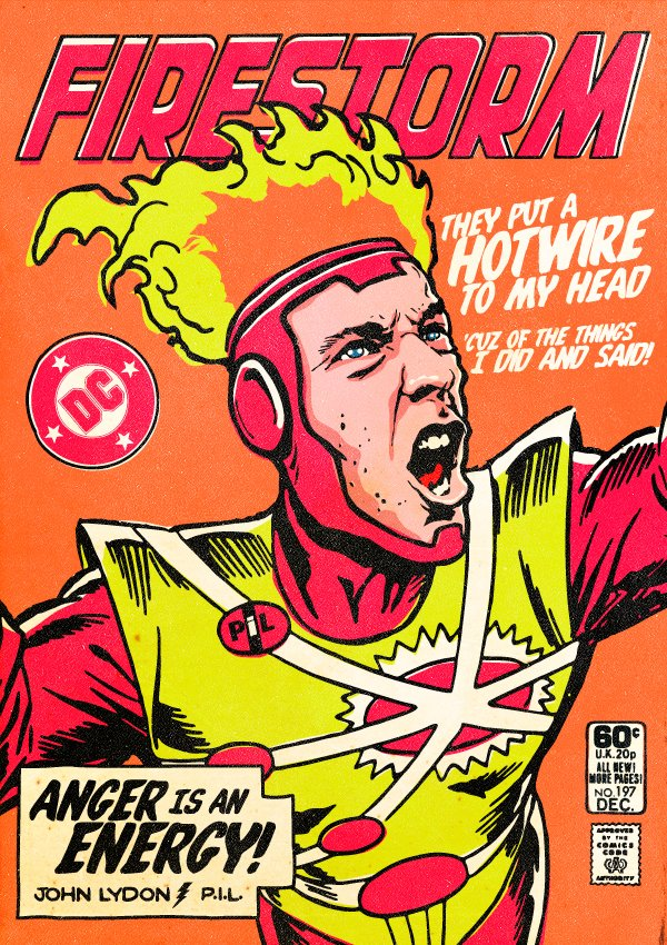 Can help Billy butcher new wave super heroes