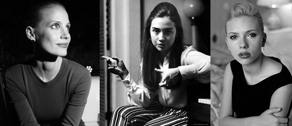 Hillary Clinton Biopic Scarlett Johansson Jessica Chastain