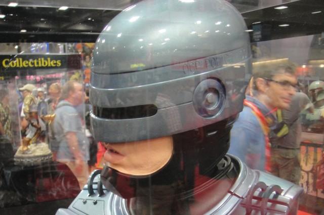 Robocop Head