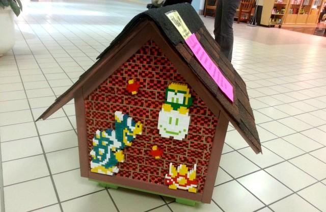 Mario Dog House 1