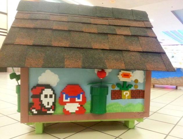 Mario Dog House 2