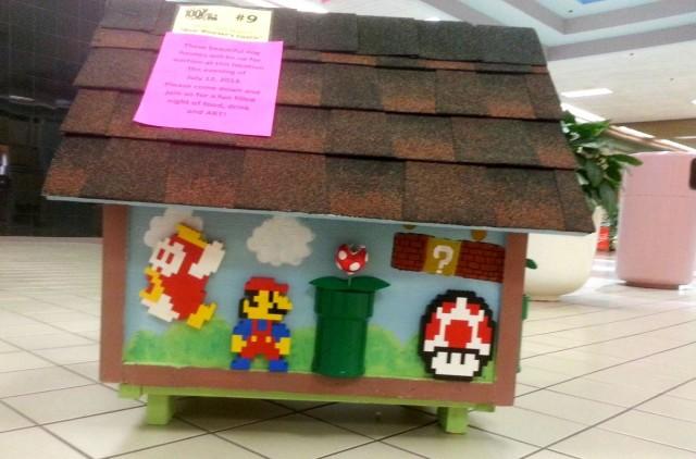 Mario Dog House 3