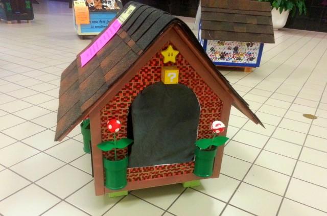 Mario Dog House 4