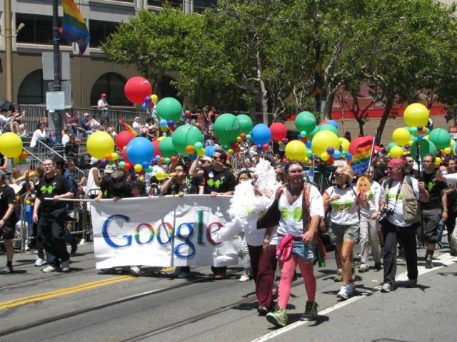 google gay pride 1