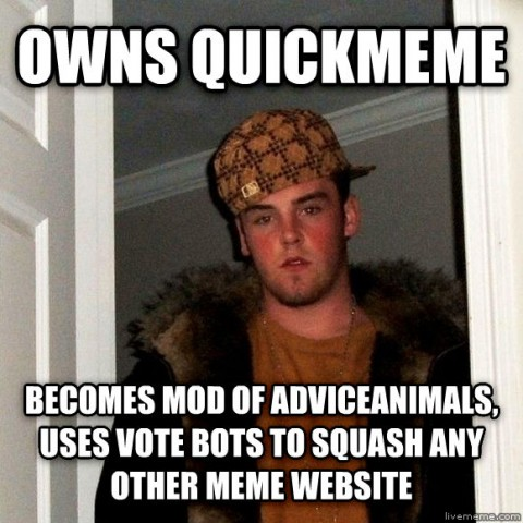 scumbag quickmeme