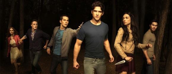 Teen Wolf Scott Pack