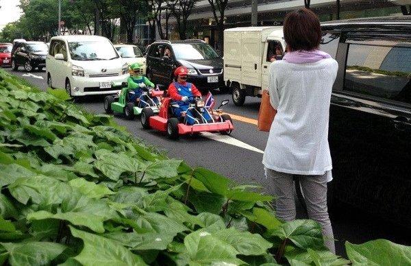 Kart Traffic