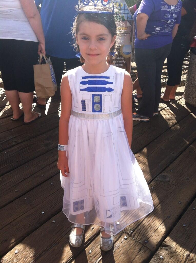 Princess R2 D2 The Mary Sue