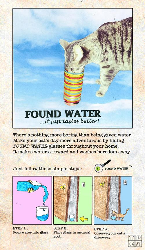 found-water