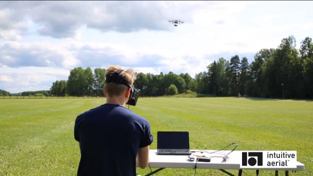 oculus drone