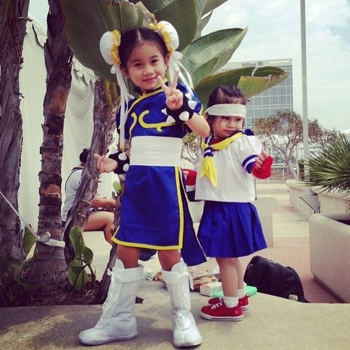 sc 1 st  The Mary Sue & Kids Cosplay | The Mary Sue