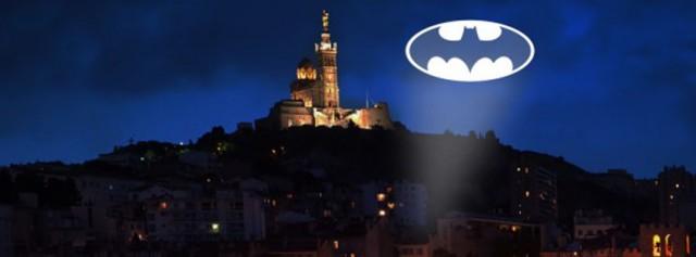 Batman Marseille