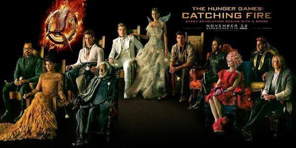 List of The Hunger Games cast members - Wikipedia