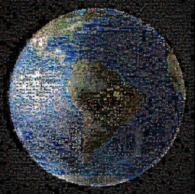 Composite Earth