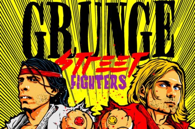 Grunge Fighter