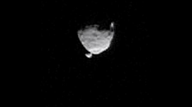 Lunar Mars