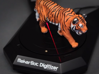 Turn Anything Into a 3D Model With the Makerbot Digitizer ...