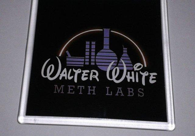 Walter White Meth