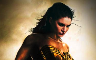 Gina Carano Supports a Wonder Woman Movie | The Mary Sue