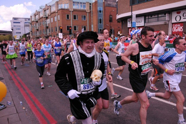 marathon hamlet