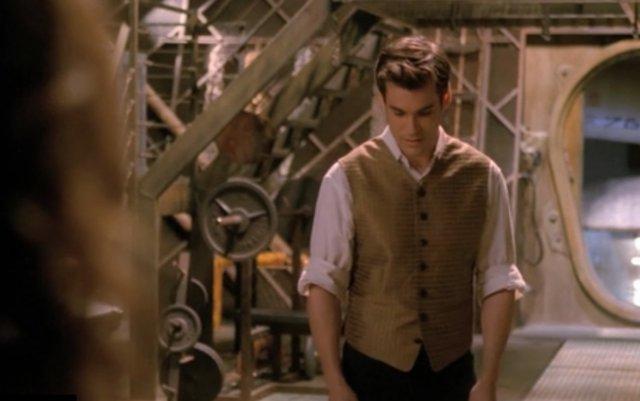 Cool vest, Simon.