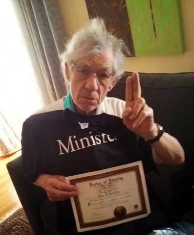 Ian McKellen Marriage