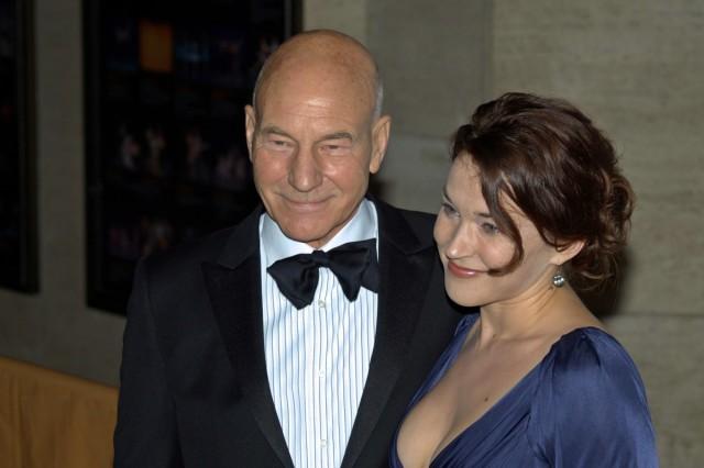 Sir Pat Stew Married Header