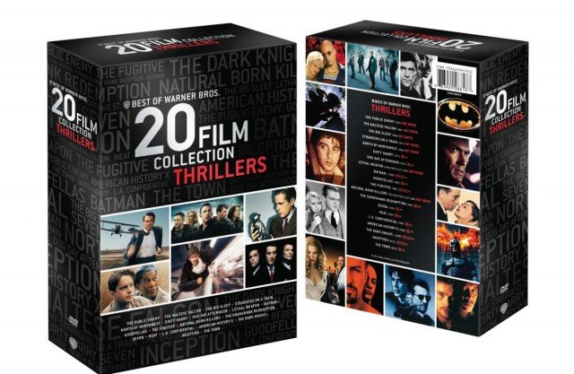 WB 20 Thrillers One