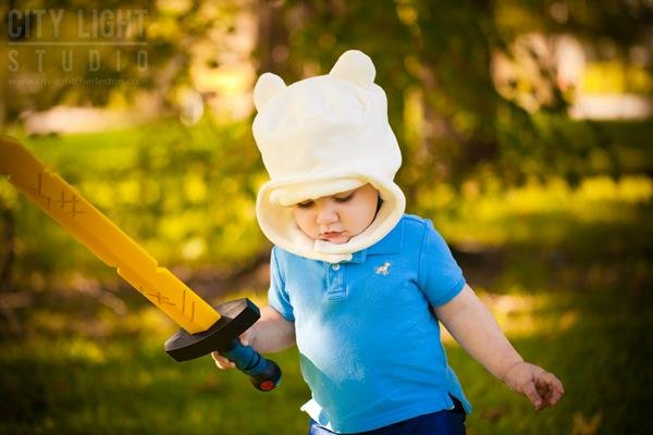 Have You Not Thought Enough About Babies Today? Let Adventure Time Cosplay Fix That