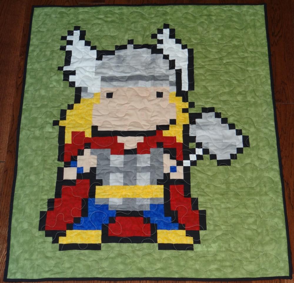 Superhero Quilts | The Mary Sue : superhero quilts - Adamdwight.com