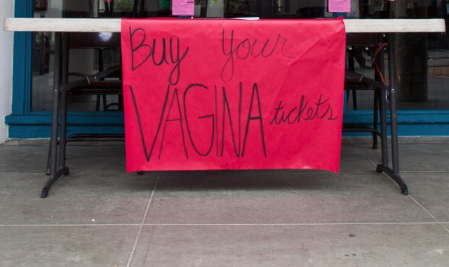 vagina tickets
