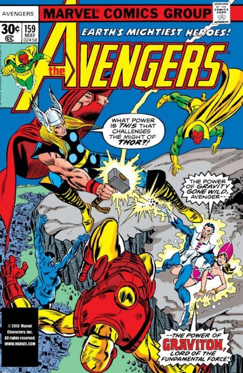 Avengers #159