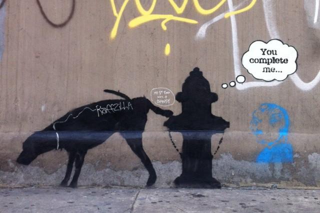 Banksy day 3