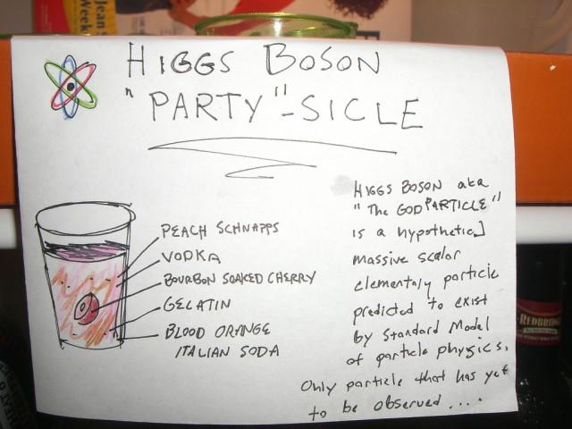 Boson Party