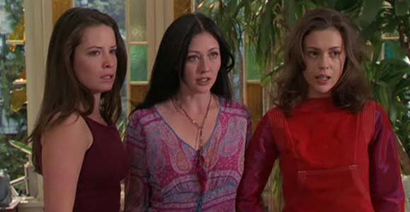 charmed with shannon d