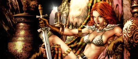 Conan o Bárbaro - Portal Red-Sonja-Legends