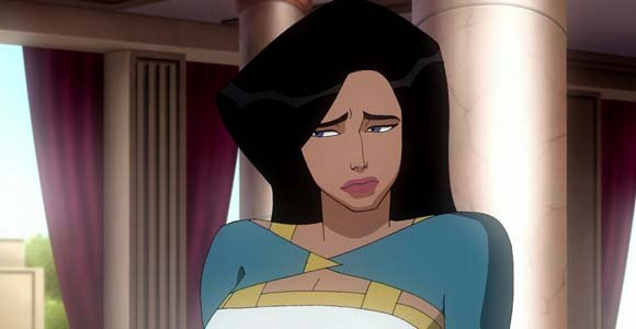 Next wonder woman animated film won 39 t use her name for - Superman wonder woman cartoon ...