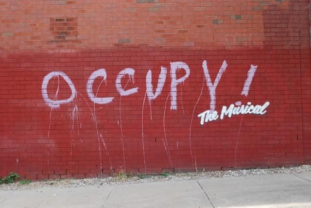 occupy musica